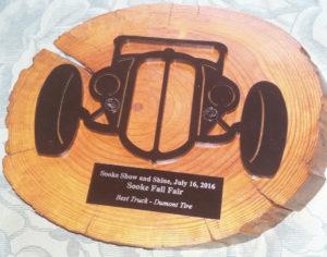 Best Truck Trophy
