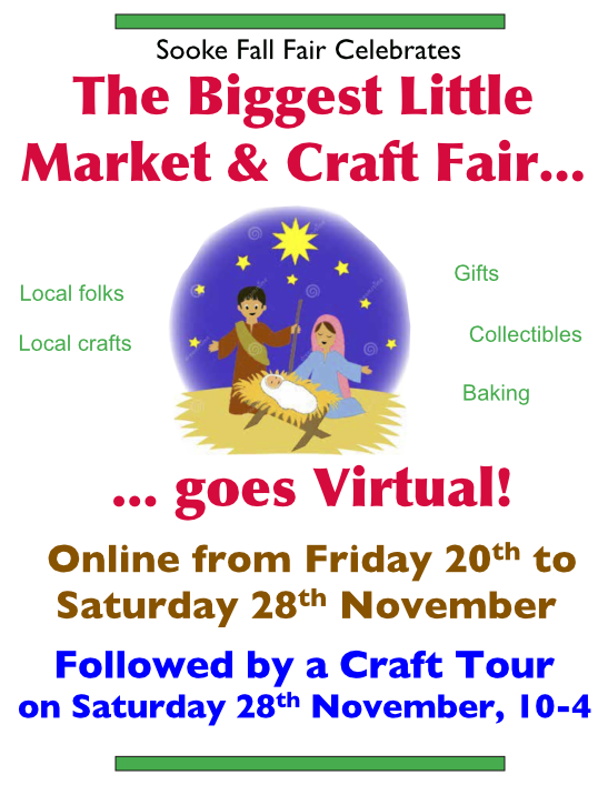 Virtual Craft Show Logo