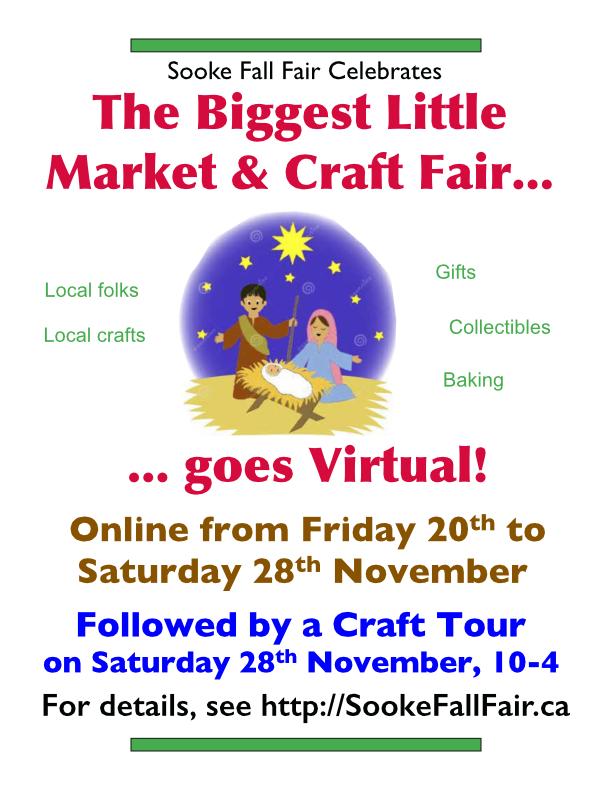 Virtual Craft Show logo